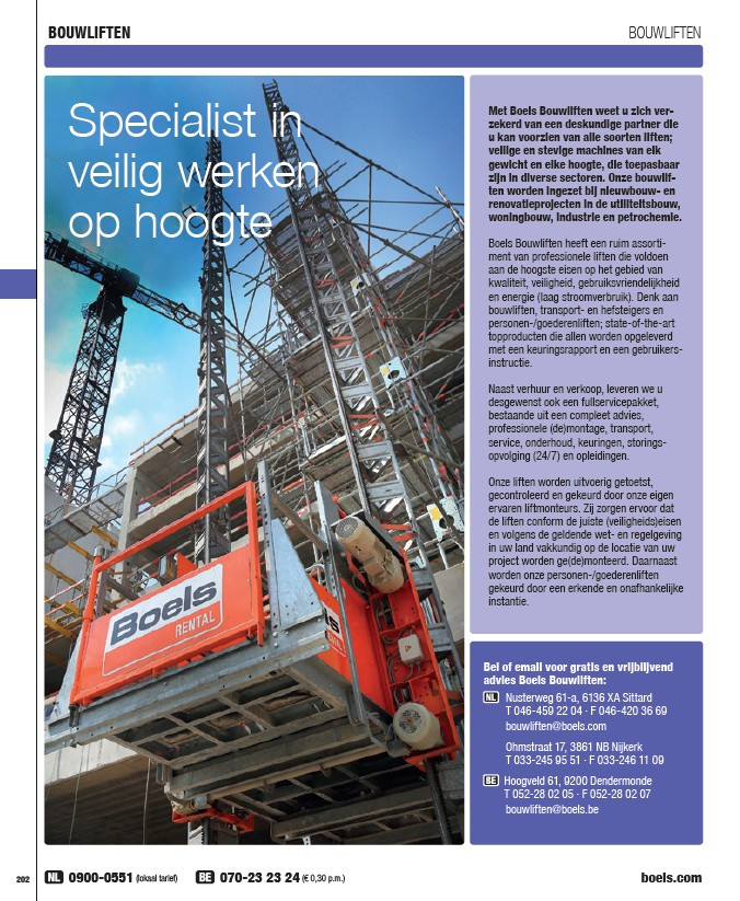 Stapelbed 190 X 80.Boels Huurgids Nl Be Page 202